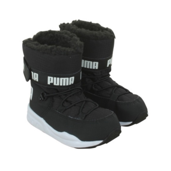 2fbdbf5621103b PUMA Toddler Trinomic Snow boots. Size 10c. NEW